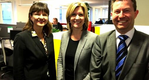 Veslemøy Tvedt Fredriksen slutter som BA-direktør for ny sjefsjobb i Adams Matkasse