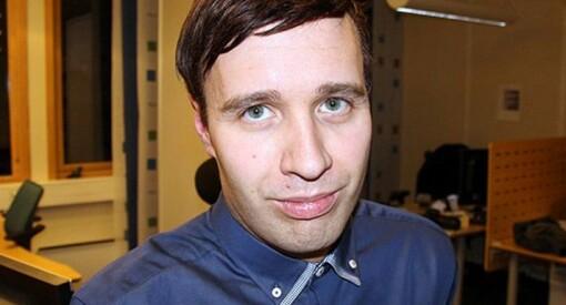 Mann i 20-årene truet iFinnmark-journalist. Redaktør Arne Reginiussen tar saken svært alvorlig