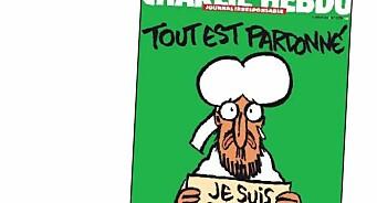 Tyrkiske journalister risikerer fengsel etter Charlie Hebdo-forside