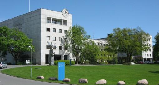 NRK flytter fra Marienlyst og forlater 80 års historie - til fordel for et nytt og moderne hovedkontor