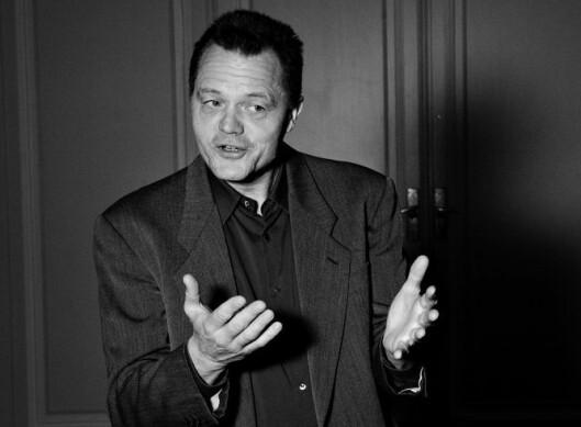 ANDERS CAPPELEN, forfatter, forlegger og PFU-klagekonsulent.