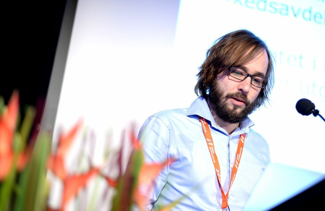 HARALD KLUNGTVEIT, redaktør i Filter Nyheter.