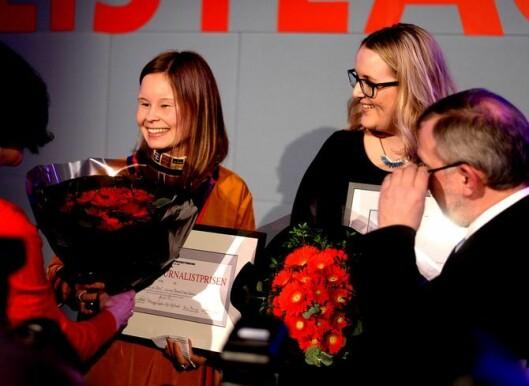 I 2015 fikk VG prisen for Odin-saken.