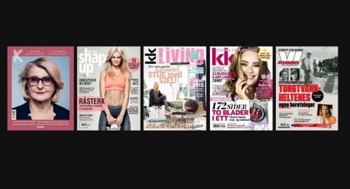 Hvem av disse blir årets magasin? Og sjekk årets beste forsider her!