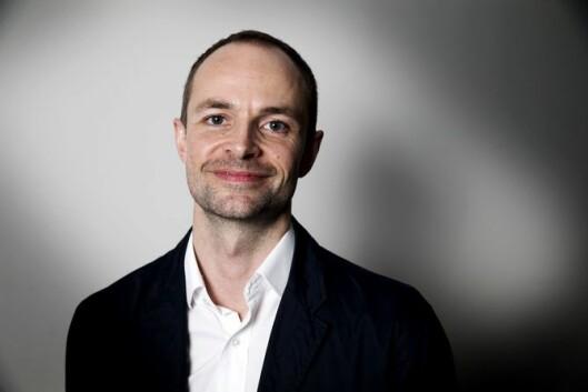 Tor Olav Mørseth.
