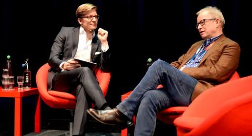 - Det er litt jobb å være juryleder, når sånne som Gøran Skaalmo setter norgesrekord i metoderapport