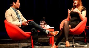 Kristin Solberg overtar som Midtøsten-korrespondent for NRK. Philip Lote til Brussel