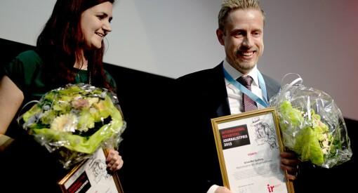 Frilanser Maren Sæbø ansatt som prosjektansvarlig i Faktisk: Skal sørge for at Kristoffer Egeberg & co får mer penger