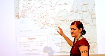 Maren fikk pris for journalistikk fra Afrika. Det skal hun fortsette med - og «skape noe nytt».