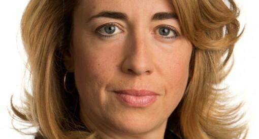 The Guardian får sin første kvinnelige sjefredaktør