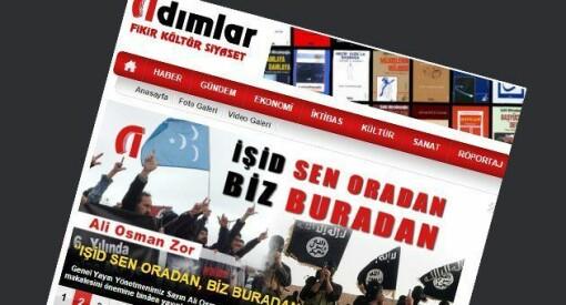 Tyrkisk journalist drept i eksplosjon i redaksjonslokale