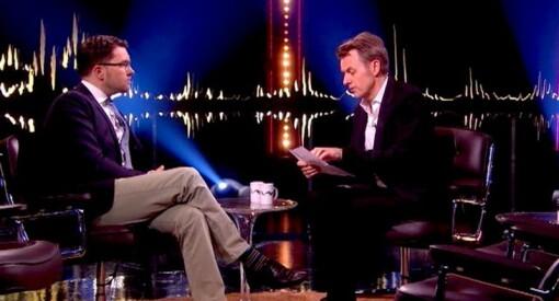 Skavlan nekter å beklage overfor Åkesson