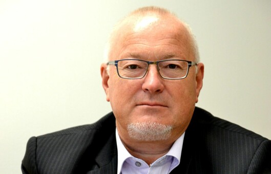 Generalsekretær Rune Hetland i Landslaget for Lokalaviser (LLA).