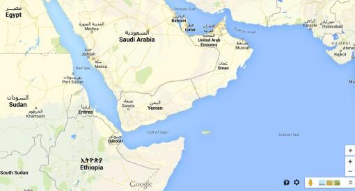 – Nordmann mistenkt for spionasje i Jemen