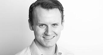 Jørgen er kreativ rådgiver i Teks nye reklamebyrå