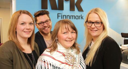 I 1934 var det den første NRK-stasjon utenfor Oslo. Nå har Finnmark igjen eget distriktskontor.