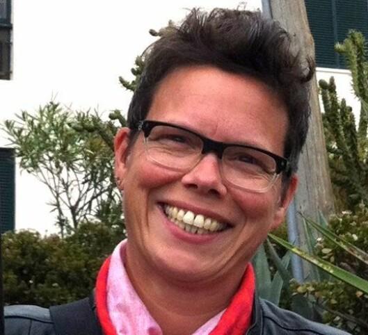 Ann Baekken, utviklingsdirektør i Amedia.