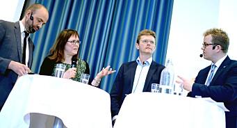 To tapte kamper er trolig nok: Høyre antyder at det ikke blir nye forslag om pressestøtte-kutt