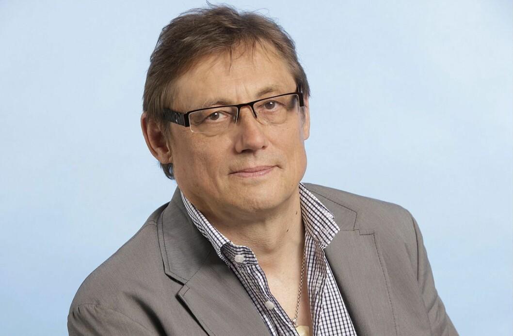 Nils Johan Heatta gikk av som sjef for NRK Sápmi i 2015. Nå gir han seg etter over 30 år i statskanalen.