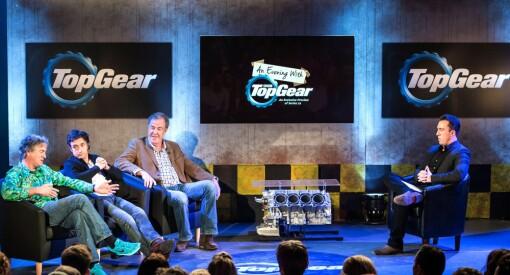 Og der meldte den siste seg ut: Hele Top Gear-trioen gir seg