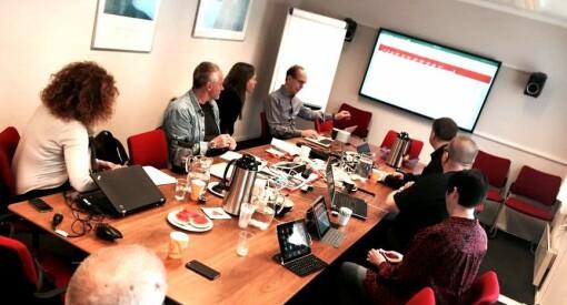 Krevende forhandlinger i mål: Minst 13.100 kroner til journalistene i NRK