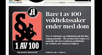 SSB: - Aftenpostens regnestykke om voldtektstall er ikke kvalitetssikret av oss