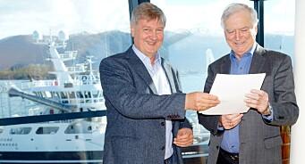 Sunnmørsk shipping-høvding går inn med to millioner i regional nettavis