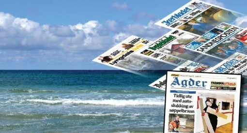 Nordsjøen vokser: Mediekonsernet i sørvest tar Avisen Agder inn i folden