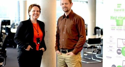 Voldsom innovasjon i Bergen: De ti største i medieklyngen har alene ansatt 70 nye i 2015!