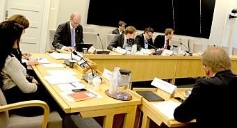 Stort flertall for mer hemmelighold i byrådskommuner