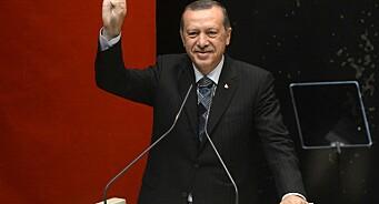 348 journalister verden rundt sitter fengslet akkurat nå. Bare i Tyrkia er over hundre bak lås og slå