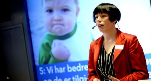 MediaPuls 210: Utviklingsredaktør Ingeborg Volan ønsker seg en digitaliseringsminister til jul