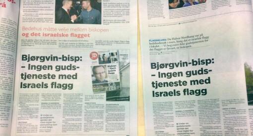 Her bryter Norge IDAG det 7. bud, mener Vebjørn Selbekk: - Har aldri sett klarere stofftyveri