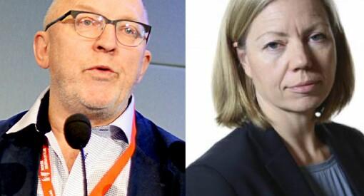 Eilertsen svarer Omdal etter Bilderberg: - Like fjernt fra virkeligheten som han pleier å være