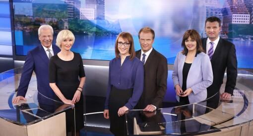 Dagsrevyen med sterk start på året: Over 905.000 fulgte de første TV-sendingene