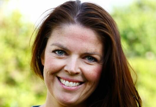 Linn Sandberg Skarstein, nyhetssjef for NRK Distrikt.