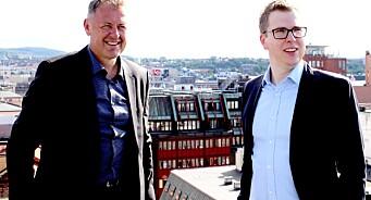 Eirik er norgesmester i pressestøtte. Gunnar er verdensmester i å kritisere den. Nå skal de samarbeide
