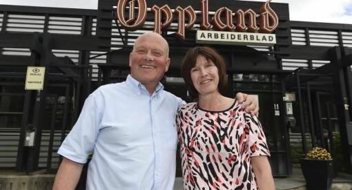 Marit Kleppe Egge blir ny redaktør og daglig leder i Oppland Arbeiderblad