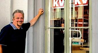 Espen Solberg Nilsen blir ny redaktør i Kragerø
