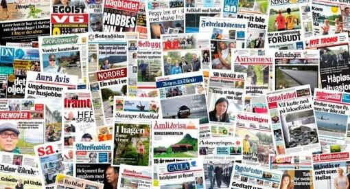 Her er syv tegn på at vi står foran en bølge av avisnedleggelser