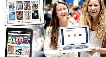 Vio-gründer utfordrer magasinbransjen: - Nei, bladbare PDF er ikke framtida!