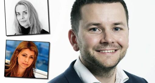 BA trekker fram Øyulf Hjertenes som het kandidat til BT-jobben. Får han konkurranse fra disse kvinnene?
