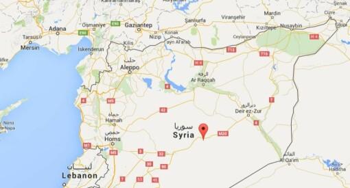 Tre spanske journalister fryktes bortført i Syria