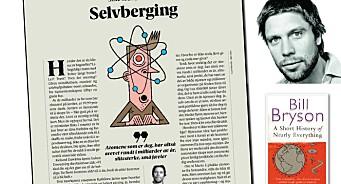 Nytt plagiat fra 2015: Aftenposten og Kjetil Østli kopierte Bill Bryson uten henvisning