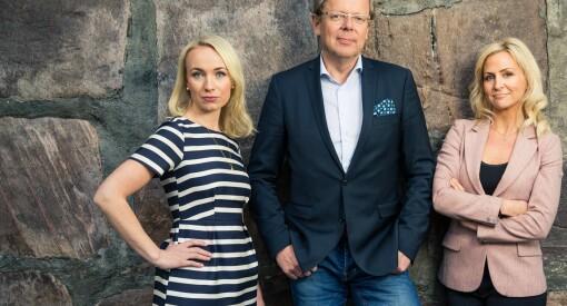 Dette er gjengen som skal vinne valgkampen for TV 2