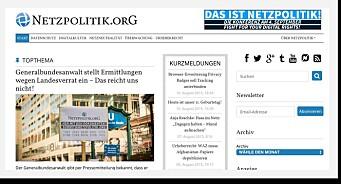 Tysk riksadvokat henlegger etterforskning av journalister