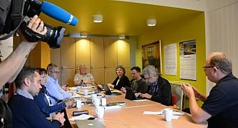Lokalavisa med uvanlig valgstunt: Lar ordfører-kandidater ta over lokalavisa