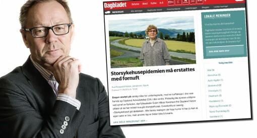 Dagbladet lanserer ny debattportal for «lokale meninger»