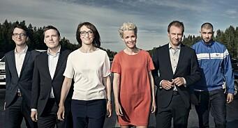 2,1 millioner var innom NRKs sendinger på valgkvelden. Avisenes TV-sendinger fikk bare smuler