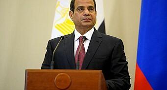 Egypt knebler journalister: Ny terrorlov forbyr journalister å fortelle andre versjoner enn den offisielle